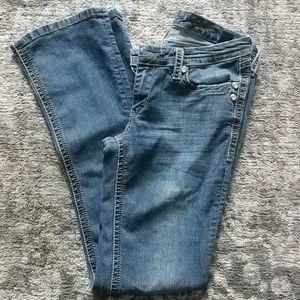 Seven7 Bootcut Jeans Size 29